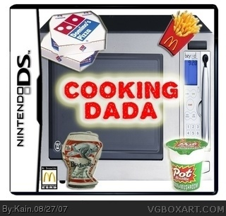 cooking dada box cover