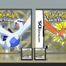 Pokemon Pure Silver and Pokemon Solid Gold Box Art Cover