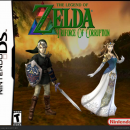 The Legend Of Zelda: Triforce Of Corruption Box Art Cover