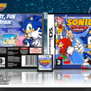 Sonic Advance Collections Box Art Cover