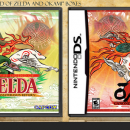 The Legend of Zelda and Okami DS Box Art Cover