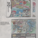 Mario vs Sonic Box Art Cover