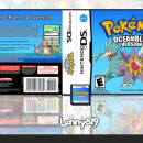 Pokemon Ocean Blue Version Box Art Cover