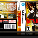 Metal Gear Solid: The Lost Transmissions Box Art Cover