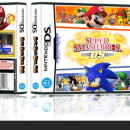 Super Smash Bros. DS Box Art Cover