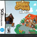 Animal Crossing DS Box Art Cover