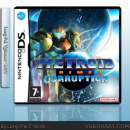 Metroid Prime 3 Corruption. Box Art Cover