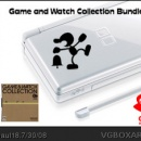 Game and Watch Collection  Bundle Box Art Cover
