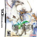 Final Fantasy III Box Art Cover