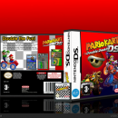 Mario Kart Double Dash!! DS Box Art Cover