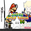 Super Paper Mario DS Box Art Cover