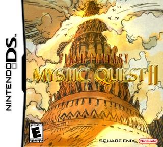 final fantasy mystic quest music