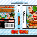 Paper Donkey Kong Box Art Cover