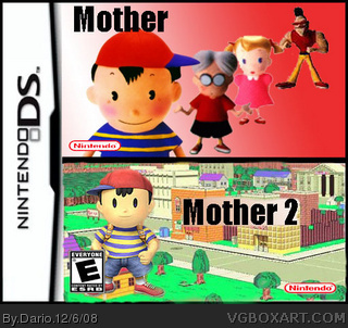 Mother 1+2 box cover
