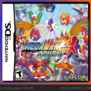 Megaman ZX Advent Box Art Cover