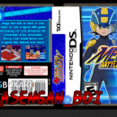 Megaman: Battle Network Box Art Cover