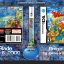 Dragon Quest: The Journey of the Cursed King Box Art Cover