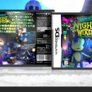 Sonic: Night of the Werehog Box Art Cover