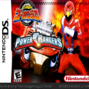 Power Rangers Box Art Cover