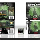 Metal Gear Solid: Jungle Odyssey Box Art Cover