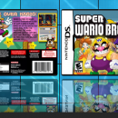 Super Wario Bros. Box Art Cover