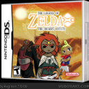 The Legend of Zelda:  The Desert Enitity Box Art Cover