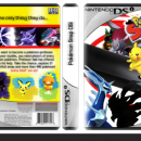 Pokemon Snap DS Box Art Cover
