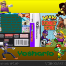 Wario Vs. Donkey Kong Box Art Cover