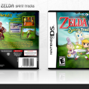 The Legend of Zelda: Spirit Tracks Box Art Cover