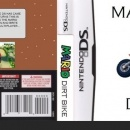 mario dirt bike Box Art Cover