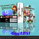 Little Big Planet:Portable Box Art Cover