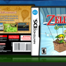 The Legend of Zelda: Soul Winds Box Art Cover