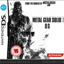 Metal Gear Solid 2 DS Box Art Cover