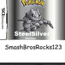 Pokemon SteelSilver Version Box Art Cover