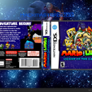 Mario & Luigi : Legend of the Galaxy Box Art Cover