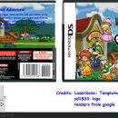 Paper Mario DS Box Art Cover