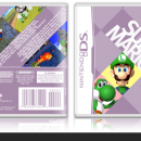 Super Mario 64 DS Box Art Cover
