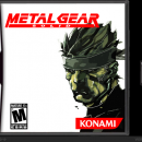 Metal Gear Solid: DS Box Art Cover