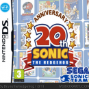 Sonic 20th Anniversary Collection Box Art Cover