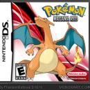 Pokemon Red DS Box Art Cover