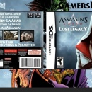 Assassins Creed: Lost Legacy Box Art Cover