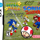Mario vs. Sonic Soccer Box Art Cover