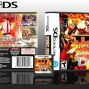 Street Fighter III DS Box Art Cover