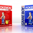 Pokemon Red and Blue Box Art Cover