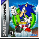 Sonic The Hedgehog Golf Box Art Cover