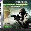 Call of Duty Modern Warfare 2 Advance Box Art Cover