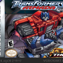 Transformers Armada Box Art Cover