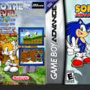 Sonic Advance 2 Box Art Cover