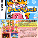 Super Princess Peach Box Art Cover