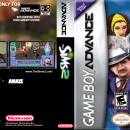 The Sims 2 Box Art Cover